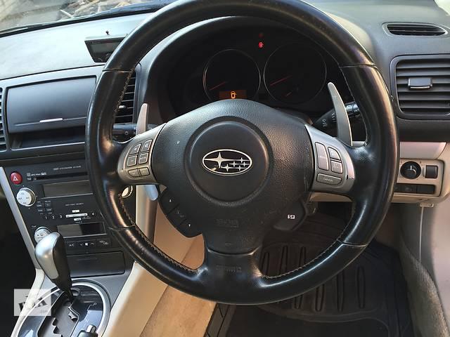 купить бу Б/у руль c подушкой и кнопками для седана Subaru Legacy в Днепре (Днепропетровске)