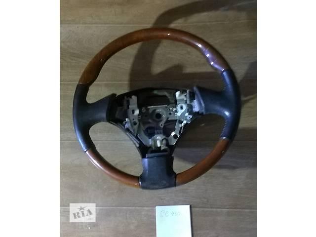 купить бу Б/у руль 45100-24350-C2 для кабриолета Lexus SC 430 2007г в Киеве