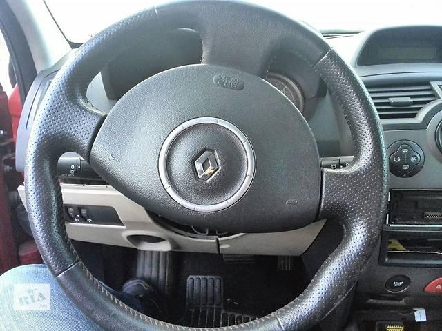 бу Б/у руль для хэтчбека Renault Megane Hatchback 5D 2006г в Киеве