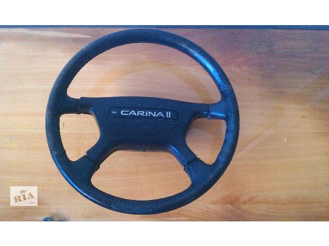 купить бу Б/у руль для хэтчбека Toyota Carina II 1990 в Киеве