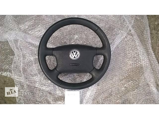 купить бу Б/у руль для хэтчбека Volkswagen Golf IV 1998-2003г в Киеве