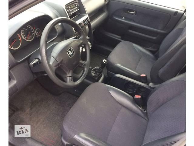 купить бу Б/у руль для кроссовера Honda CR-V в Киеве