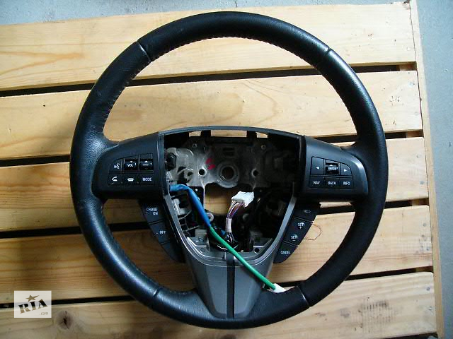 купить бу Б/у руль для кроссовера Mazda CX-7 2010 в Луцке