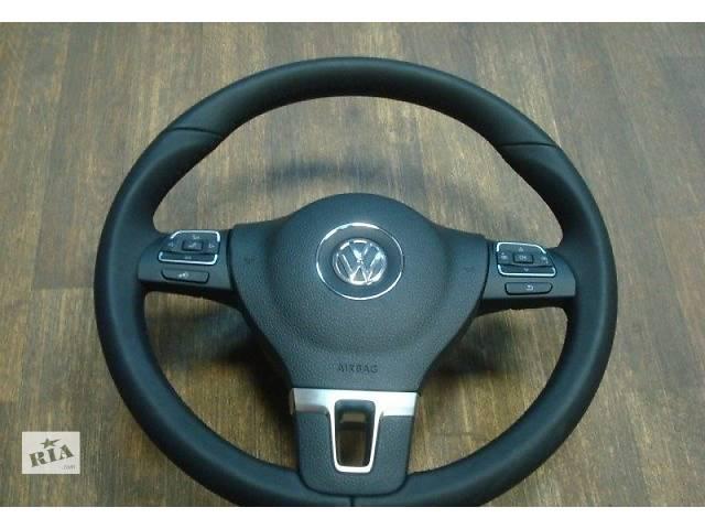 Б/у руль для кроссовера Volkswagen Tiguan 2008-2011- объявление о продаже  в Херсоне