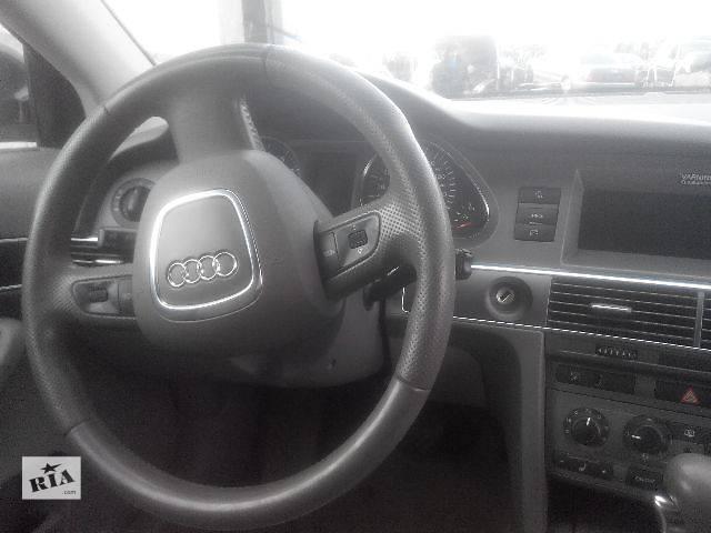 купить бу Б/у руль для легкового авто Audi A6 2006 в Львове