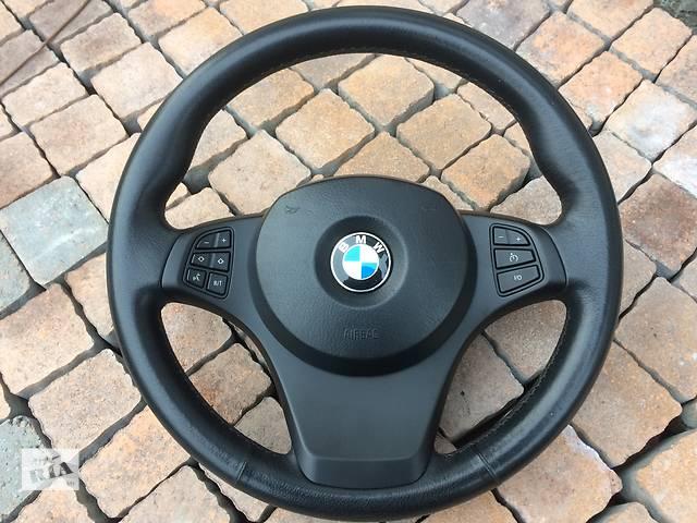 продам Б/у руль для легкового авто BMW X5 бу в Киеве