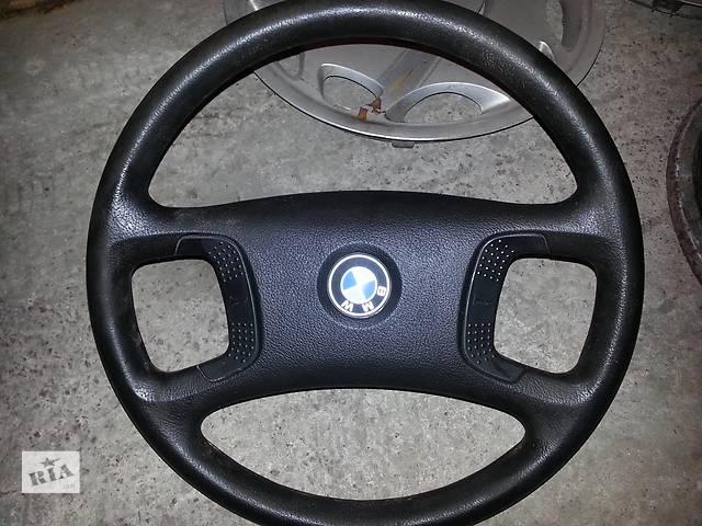 купить бу Б/у руль для легкового авто BMW в Киеве
