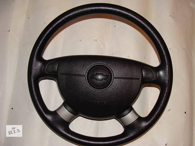 Б/у руль для легкового авто Chevrolet Aveo- объявление о продаже  в Черкассах