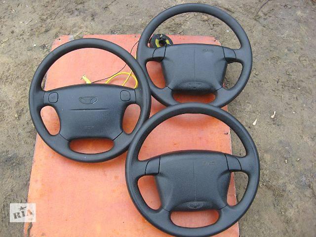 Б/у руль для легкового авто Daewoo- объявление о продаже  в Ковеле