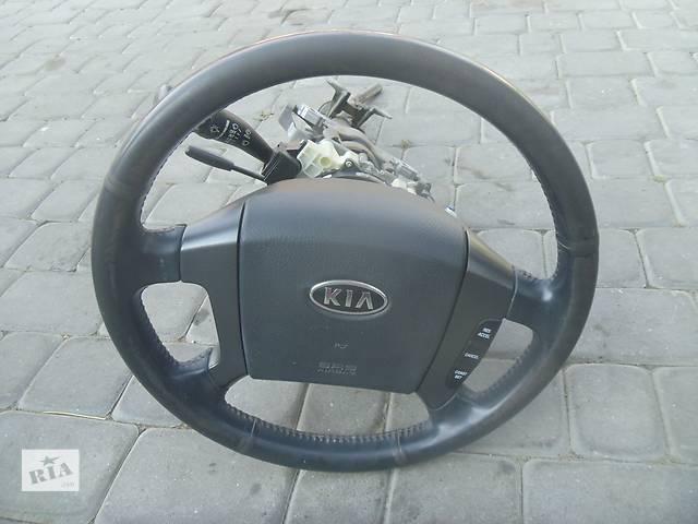 Б/у руль для легкового авто Kia Sorento 2008- объявление о продаже  в Коломые