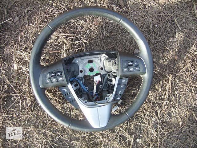 купить бу Б/у руль для легкового авто Mazda 3 MPS в Ровно