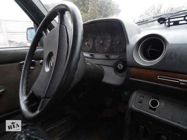 продам Б/у руль для легкового авто Mercedes 123 бу в Дубно (Ровенской обл.)