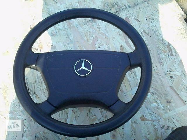 купить бу Б/у руль для легкового авто Mercedes C 200 в Ужгороде