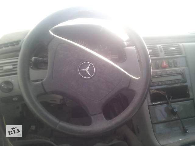 Б/у руль для легкового авто Mercedes E-Class W210- объявление о продаже  в Ивано-Франковске