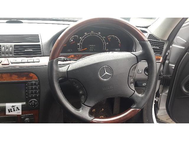 Б/у руль для легкового авто Mercedes S-Class- объявление о продаже  в Львове