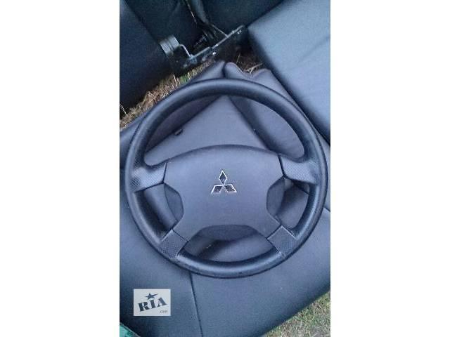 продам Б/у руль для легкового авто Mitsubishi бу в Днепре (Днепропетровск)