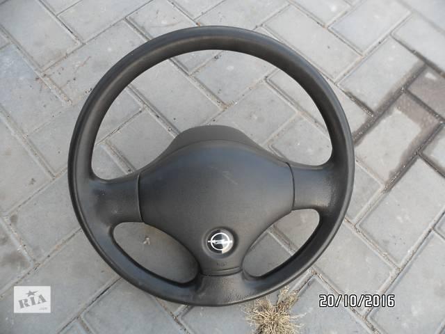 Б/у руль для легкового авто Opel Kadett,Vectra A- объявление о продаже  в Умани