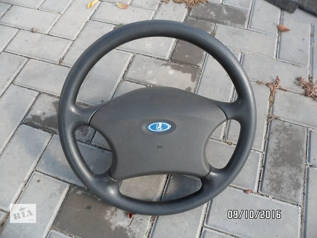 Б/у руль для легкового авто ВАЗ 2110,ВАЗ 2170,ВАЗ 1118- объявление о продаже  в Умани