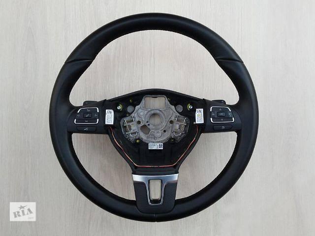 бу Б/у руль для легкового авто Volkswagen Passat B7 2012 в Ровно