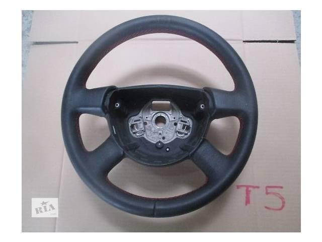 Б/у руль для легкового авто Volkswagen T5 (Transporter)- объявление о продаже  в Львове