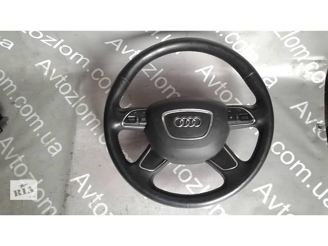 Б/у руль для седана Audi A6- объявление о продаже  в Львове