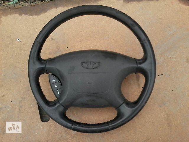 продам Б/у руль для седана Daewoo Tacuma бу в Львове