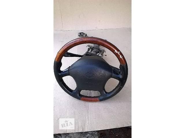 купить бу Б/у руль для седана Nissan Primera P11 2000г в Киеве
