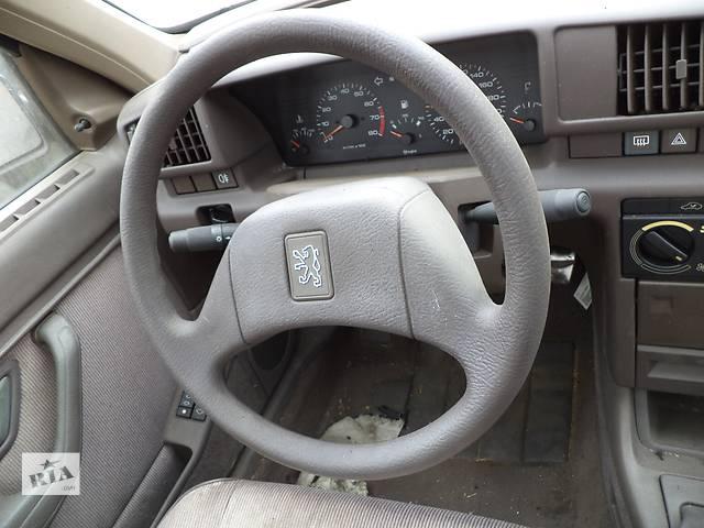 Б/у руль для седана Peugeot 405 1987-1993г- объявление о продаже  в Киеве