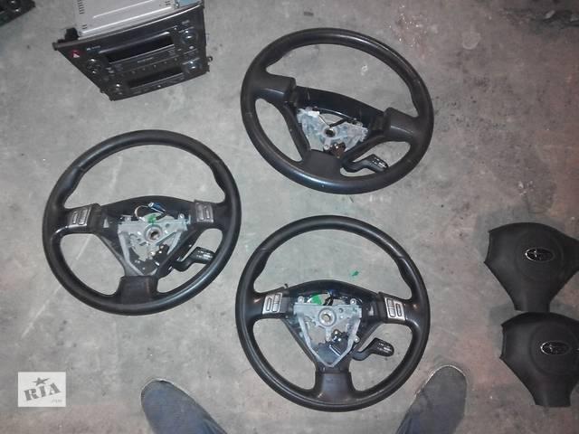 купить бу Б/у руль для универсала Subaru Legacy Wagon в Днепре (Днепропетровске)