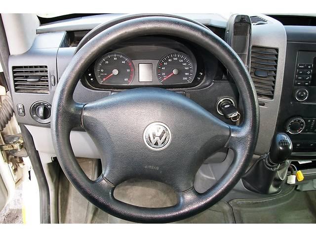 бу Б/у Руль, на Volkswagen Crafter 2,5 TDI 2009 в Луцке