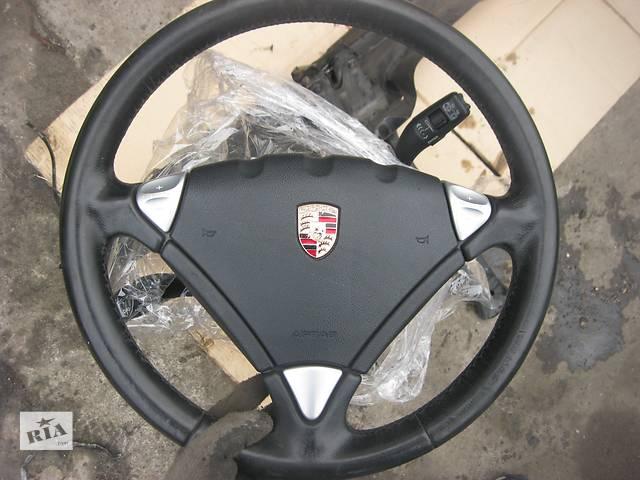 купить бу Б/у руль Porsche Cayenne 2005 в Ровно