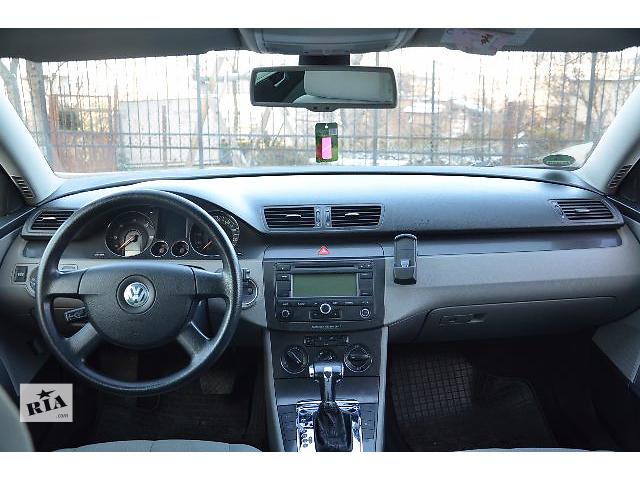 Б/у Руль Volkswagen Passat B6 2005-2010 1.4 1.6 1.8 1.9 d 2.0 2.0 d 3.2 ИДЕАЛ ГАРАНТИЯ!!!- объявление о продаже  в Львове