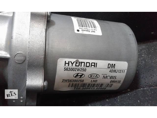 купить бу Б/у рулевая колонка 563002W250 для легкового авто Hyundai Santa FE 2012-17 в Ровно