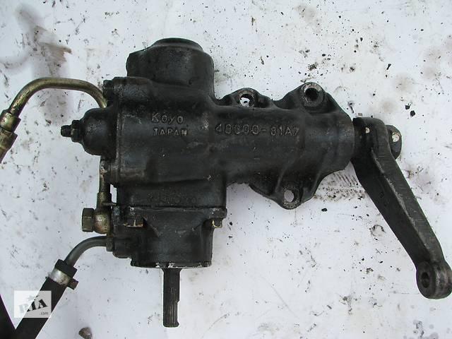 купить бу Б/у рулевая колонка Suzuki Jimny 1998, KOYO 48600-81A7 в Броварах