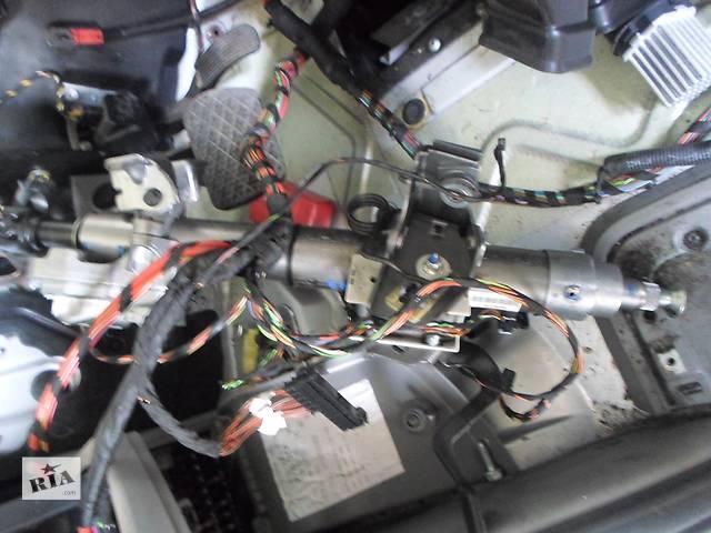 купить бу Б/у рулевая колонка Volkswagen Crafter Фольксваген Крафтер 2.5 TDI 2006-2010 в Луцке