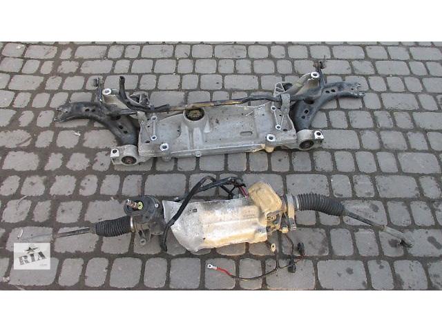 Б/у рулевая рейка для хэтчбека Skoda Octavia A5- объявление о продаже  в Львове