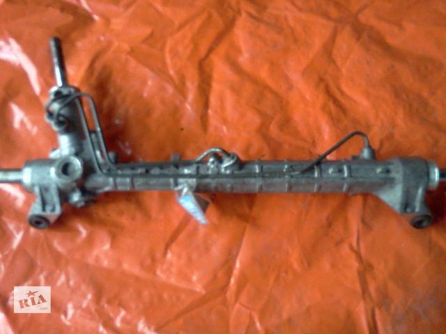 Рулевая рейка мазда 3 ремонт