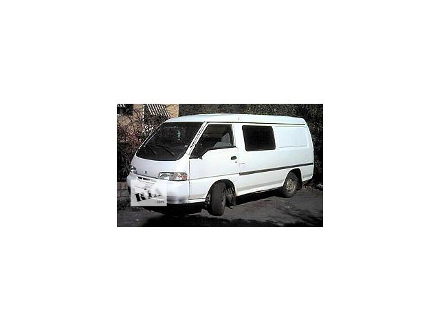 продам Б/у рулевая рейка для микроавтобуса Hyundai H 100 1995 бу в Харькове