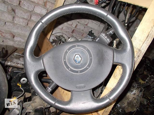 продам б/у Рулевое управление Руль + Air Bag Легковой Renault Megane бу в Стрые
