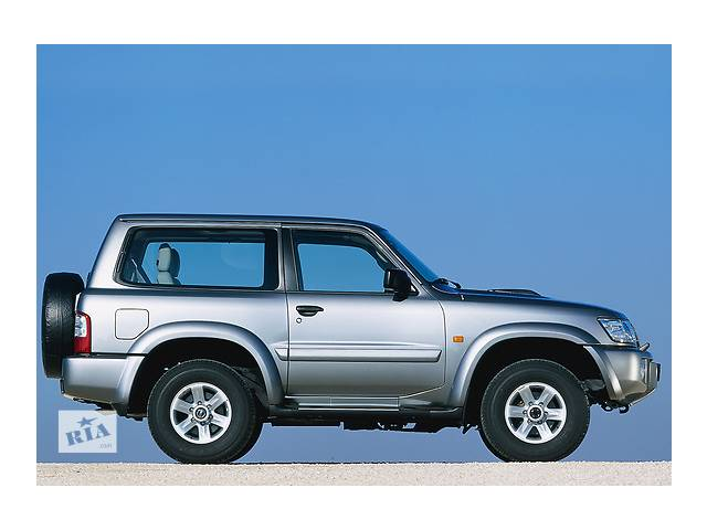 бу Б/у рулевой редуктор Переднее крыло Nissan Patrol Y61 2001г. 3.0 сdi механика (Ниссан Патрол)  в Ровно