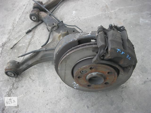 продам Б/у рычаг со ступицей Volkswagen T5 бу в Ровно