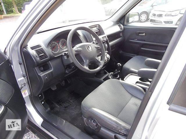 продам Б/у салон для кроссовера Honda CR-V бу в Киеве