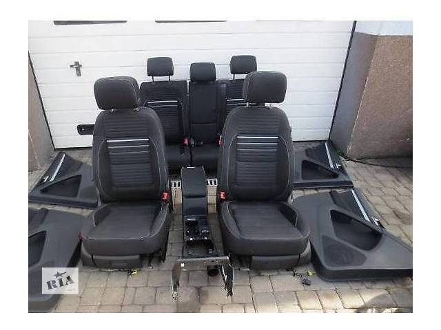 продам Б/у салон для кроссовера Volkswagen Tiguan 2008-2011 бу в Херсоне