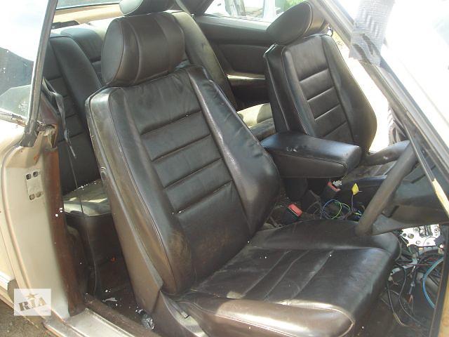 купить бу Б/у салон для купе Mercedes 126 1985 в Берегово