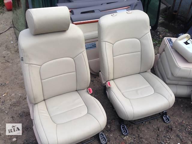 продам Б/у салон для легкового авто Toyota Land Cruiser 200 бу в Ровно