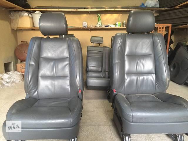 купить бу Б/у салон для легкового авто Toyota Land Cruiser Prado 120 в Харькове