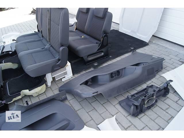Б/у салон для легкового авто Volkswagen Caddy- объявление о продаже  в Ровно