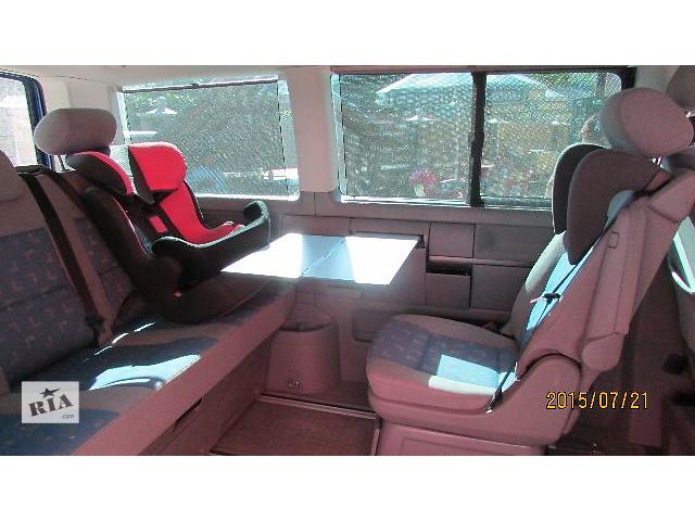 продам Б/у салон для легкового авто Volkswagen Multivan 2008 бу в Хусте
