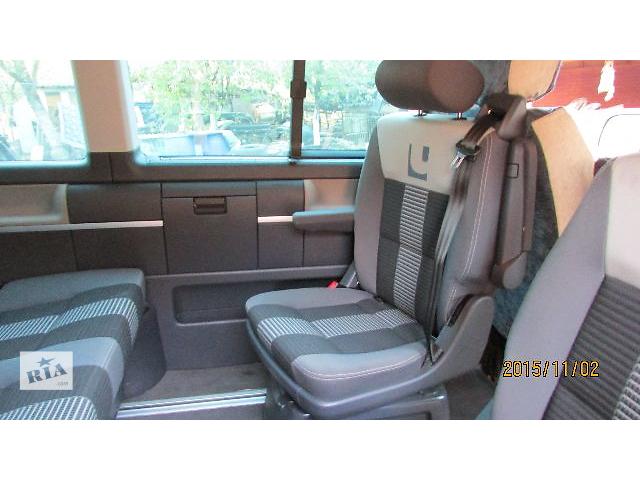 бу Б/у салон для легкового авто Volkswagen Multivan 2008 в Хусте