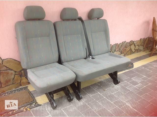 продам Б/у салон для легкового авто Volkswagen T5 (Transporter) бу в Львове